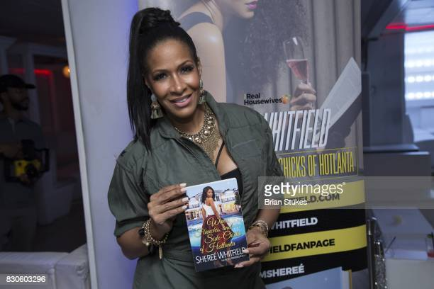 Sheree' Whitfield hosts 'Cupcakes With Sheree DC' Meet Greet Affair for her book 'Wives Fiancees and SideChicks of Hotlanta' at Stonefish Grill on...