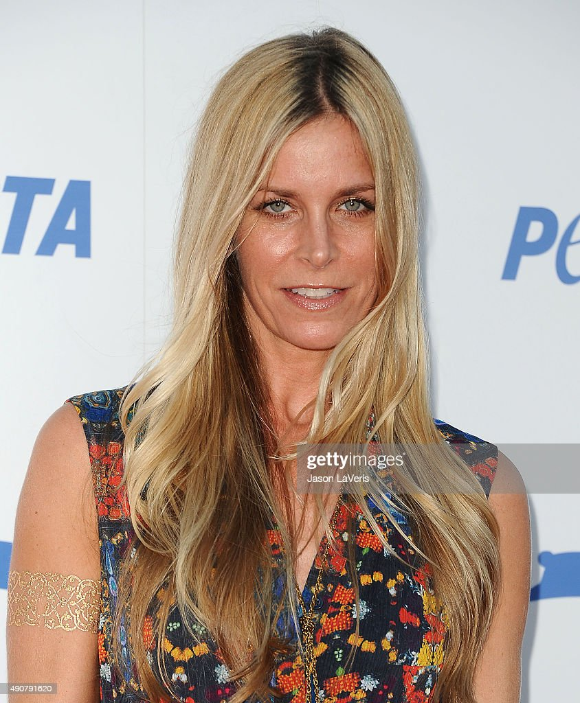 Sheri Moon Zombie attends PETA's 35th anniversary party at Hollywood Palladium on September 30, 2015 in Los Angeles, California.