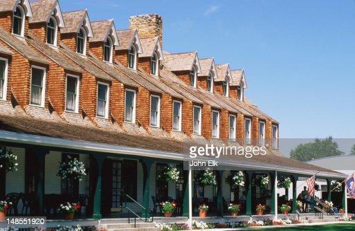 Sheridan Inn.