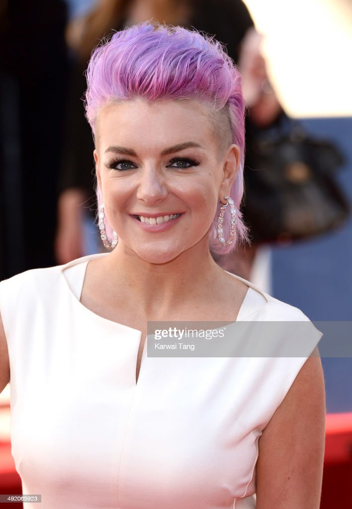<a gi-track='captionPersonalityLinkClicked' href=/galleries/search?phrase=Sheridan+Smith&family=editorial&specificpeople=4159304 ng-click='$event.stopPropagation()'>Sheridan Smith</a> attends the Arqiva British Academy Television Awards held at the Theatre Royal on May 18, 2014 in London, England.