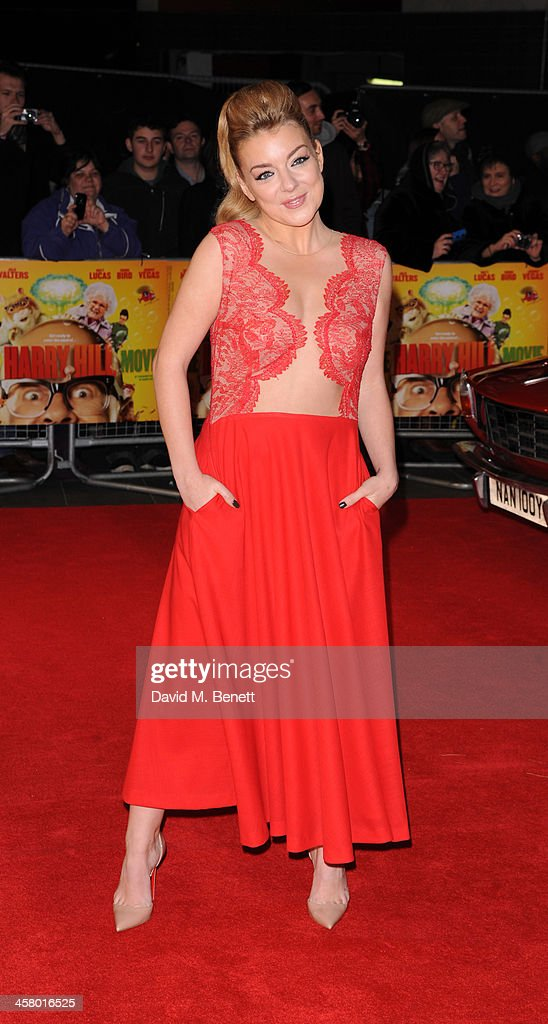 <a gi-track='captionPersonalityLinkClicked' href=/galleries/search?phrase=Sheridan+Smith&family=editorial&specificpeople=4159304 ng-click='$event.stopPropagation()'>Sheridan Smith</a> attends 'The Harry Hill Movie' World Premiere at Vue Leicester Square on December 19, 2013 in London, England.