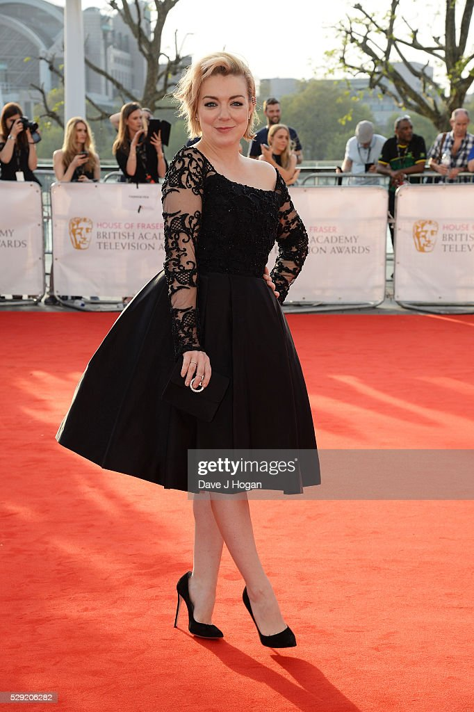 <a gi-track='captionPersonalityLinkClicked' href=/galleries/search?phrase=Sheridan+Smith&family=editorial&specificpeople=4159304 ng-click='$event.stopPropagation()'>Sheridan Smith</a> attends the House Of Fraser British Academy Television Awards 2016 at the Royal Festival Hall on May 8, 2016 in London, England.