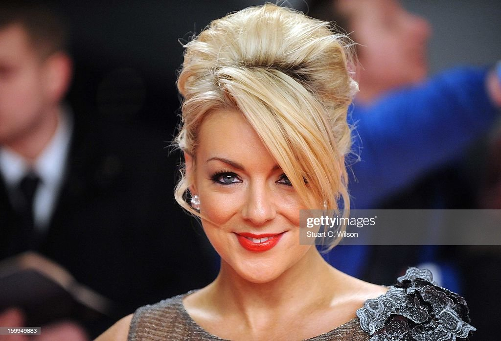 Sheridan Smith attends the National Television Awards at 02 Arena on January 23, 2013 in London, England.