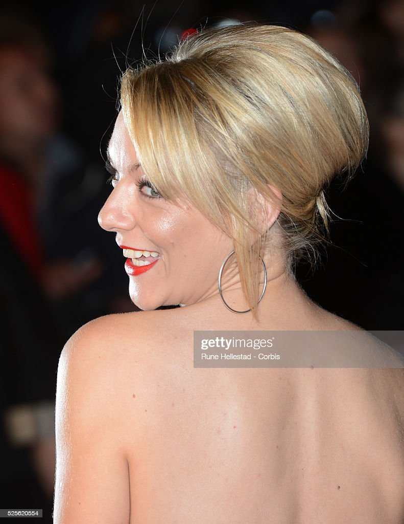 Sheridan Smith attends the premiere of Quartet at The BFI London Film Festival at Odeon Leicester Square