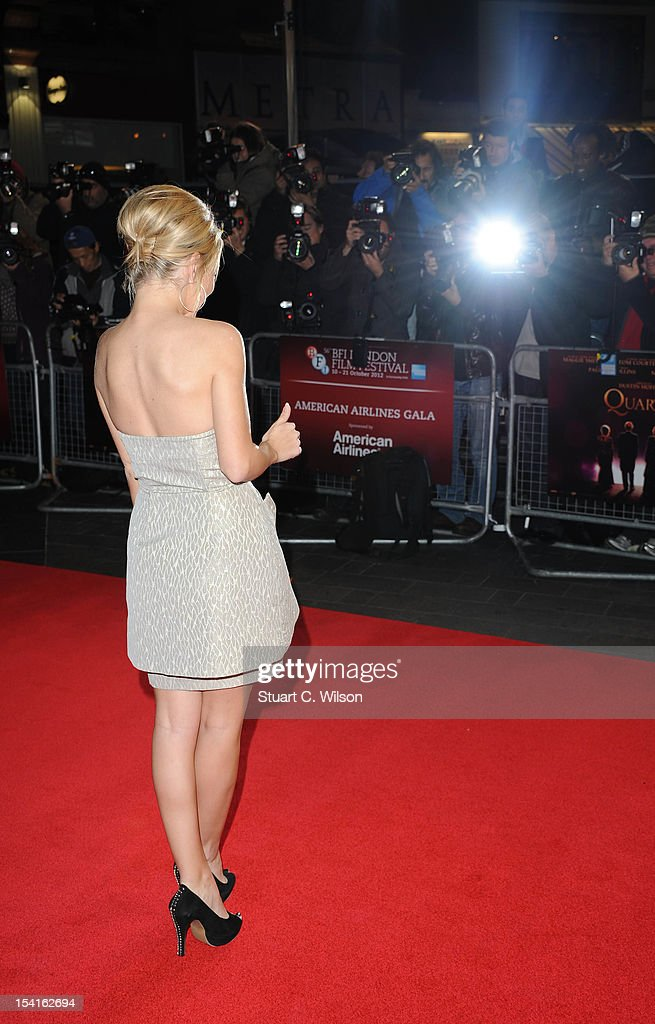 <a gi-track='captionPersonalityLinkClicked' href=/galleries/search?phrase=Sheridan+Smith&family=editorial&specificpeople=4159304 ng-click='$event.stopPropagation()'>Sheridan Smith</a> attends the Premiere of 'Quartet' during the 56th BFI London Film Festival at Odeon Leicester Square on October 15, 2012 in London, England.