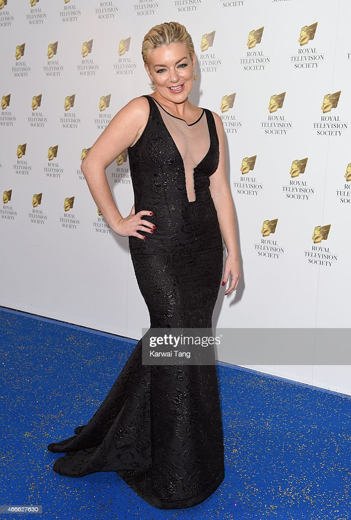 Sheridan Smith attends the RTS Programme Awards at The Grosvenor House Hotel on March 17 2015 in London England