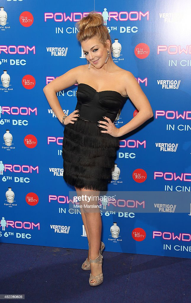 <a gi-track='captionPersonalityLinkClicked' href=/galleries/search?phrase=Sheridan+Smith&family=editorial&specificpeople=4159304 ng-click='$event.stopPropagation()'>Sheridan Smith</a> attends the UK Premiere of 'Powder Room' at Cineworld Haymarket on November 27, 2013 in London, England.