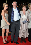 Sheridan Smith Tom Courtenay and Pauline Collins attend the premiere of Quartet at The BFI London Film Festival at Odeon Leicester Square