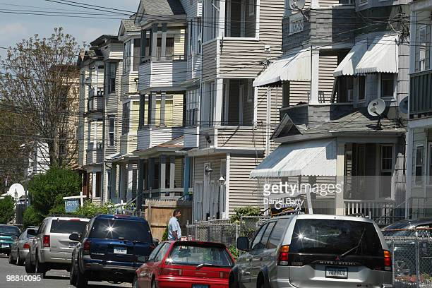 Sheridan Street where Faisal Shahzad lived May 4 2010 in Bridgeport Connecticut Shahzad a suspect in this past weekend's failed car bomb plot in...