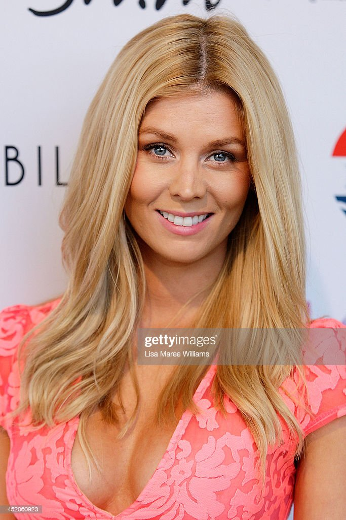 Sheridyn Fisher arrives at the 2013 CLEO Swim Party at The Bucket List on November 26, 2013 in Sydney, Australia.