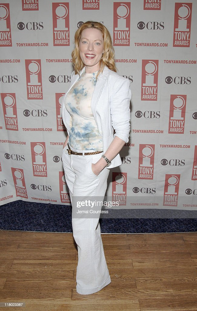 "59th Annual Tony Awards - ""Meet The Nominees"" Press Reception"