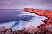 Sheringa Cliffs. Eyre Peninsula. South Australia.