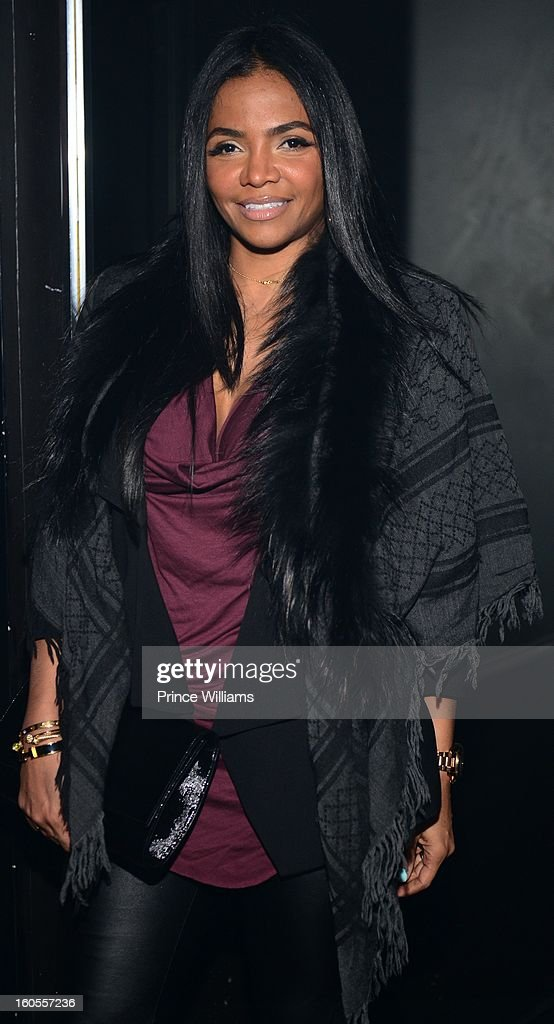 Sherlita Patton attends the birthday celebration for Big Boi of Outkast at Club Reign on February 2, 2013 in Atlanta, Georgia.