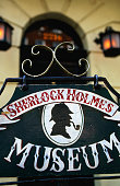 Sherlock Holmes Museum, Baker Street.