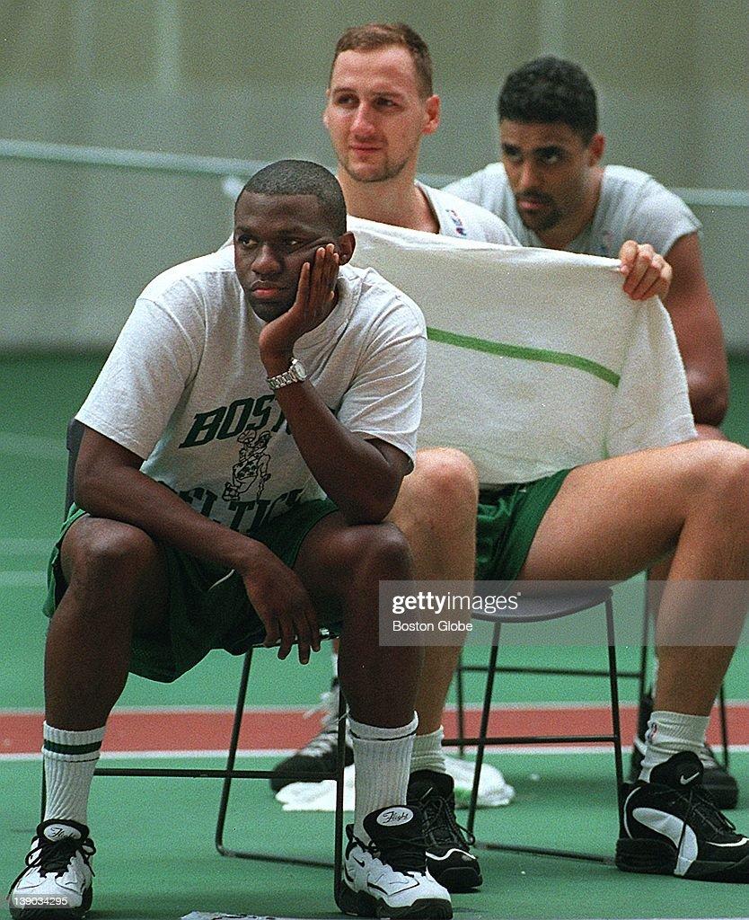 Celtics Camp At Brandeis University