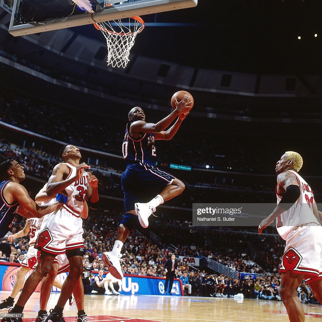 1998 Eastern Conference Quarterfinals Game 2 New Jersey Nets vs