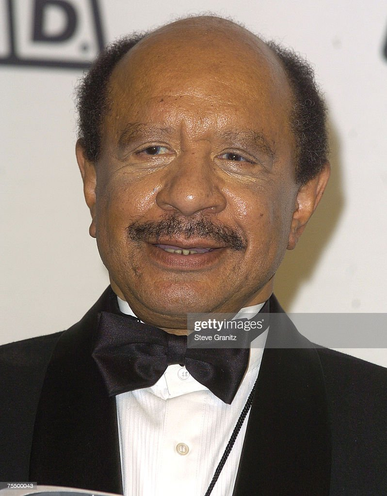 Sherman Hemsley, winner of the Viewer's Choice Award for Cantankerous Couple for 'The Jeffersons' at the The Hollywood Palladium in Hollywood, California