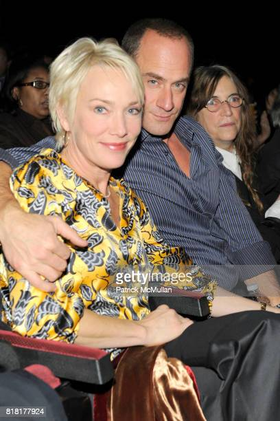 Sherman Meloni and Chris Meloni attend LIONSGATE and THE CINEMA SOCIETY host the premiere of THE NEXT THREE DAYS at Ziegfeld Theater on November 9...