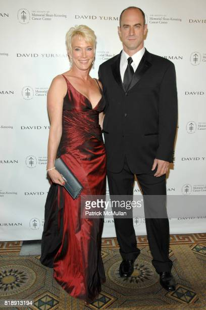 Sherman Meloni and Chris Meloni attend The Society of MSKCC'S 3rd Annual Spring Ball at The Pierre on May 18th 2010 in New York City