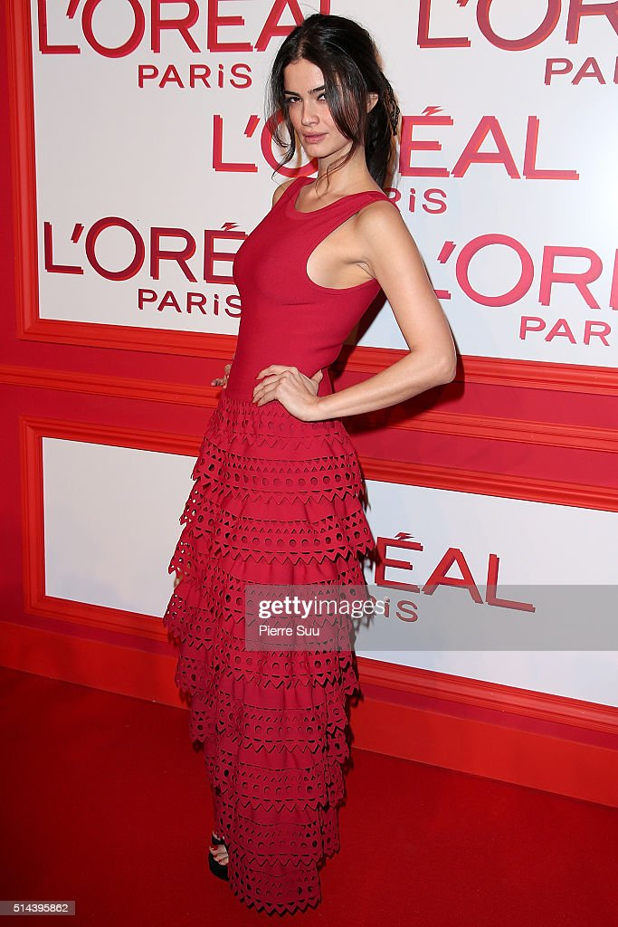 L'Oreal Red Obsession Party - Photocall - Paris Fashion Week Womenswear Fall/Winter 2016/2017