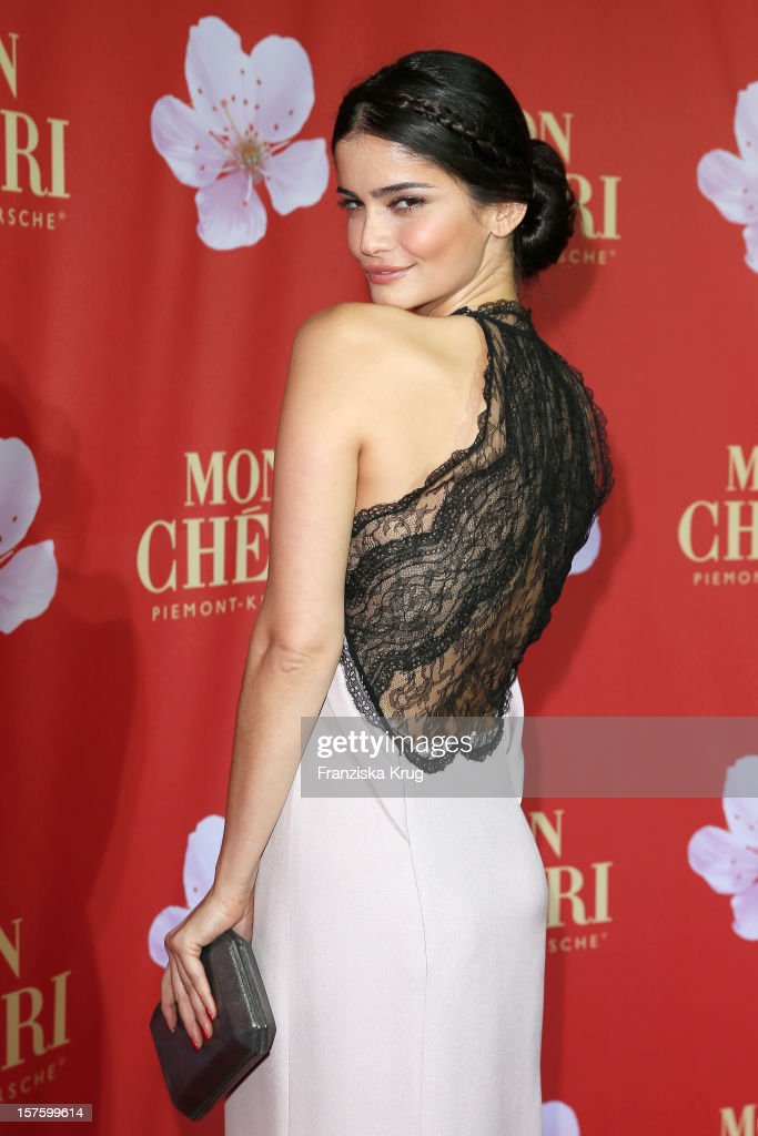 Shermine Sharivar attends the Barbara Tag 2012 on December 04, 2012 in Munich, Germany.