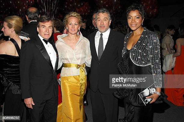 Sherrell Aston Muffie Potter Aston Robert DeNiro and Grace Hightower attend AMERICAN BALLET THEATRE 67th Annual Spring Gala at Metropolitan Opera...