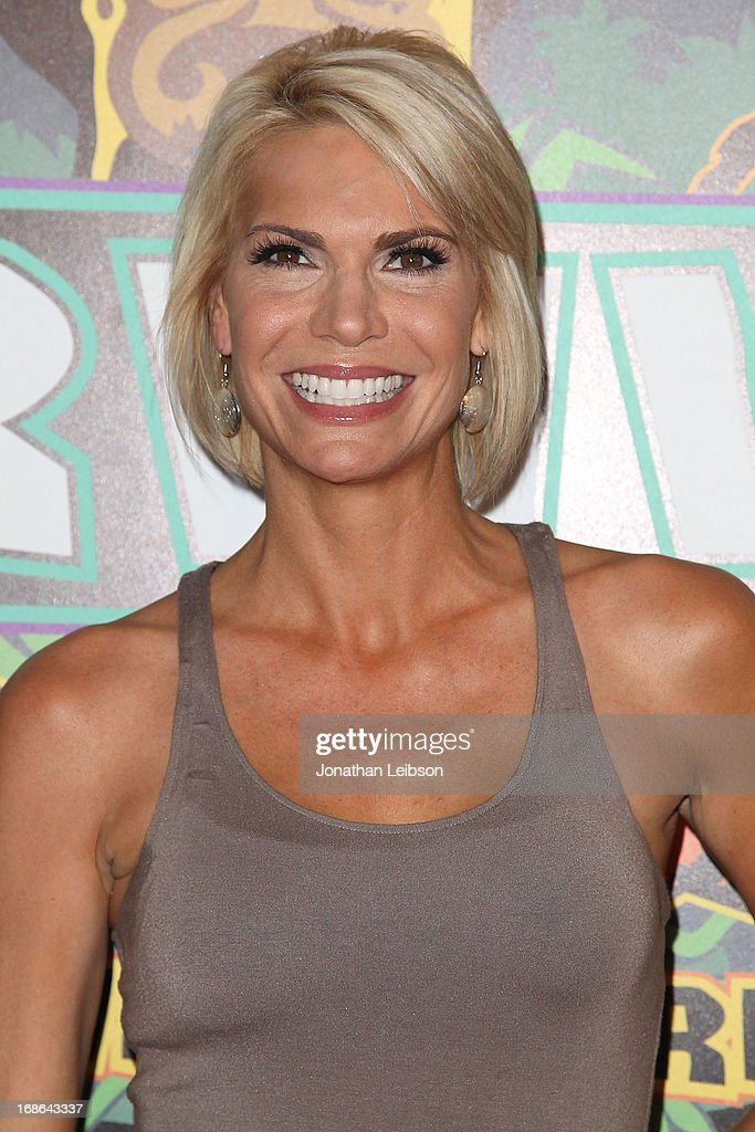 Sherri Biethman attends the 'Survivor: Caramoan Fans VS Favorites' Finale And Reunion at CBS Studios - Radford on May 12, 2013 in Studio City, California.