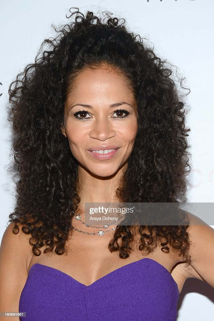 <a gi-track='captionPersonalityLinkClicked' href=/galleries/search?phrase=Sherri+Saum&family=editorial&specificpeople=584078 ng-click='$event.stopPropagation()'>Sherri Saum</a> arrives at the Tacori's annual Club Tacori 2013 event at Greystone Manor Supperclub on October 8, 2013 in West Hollywood, California.