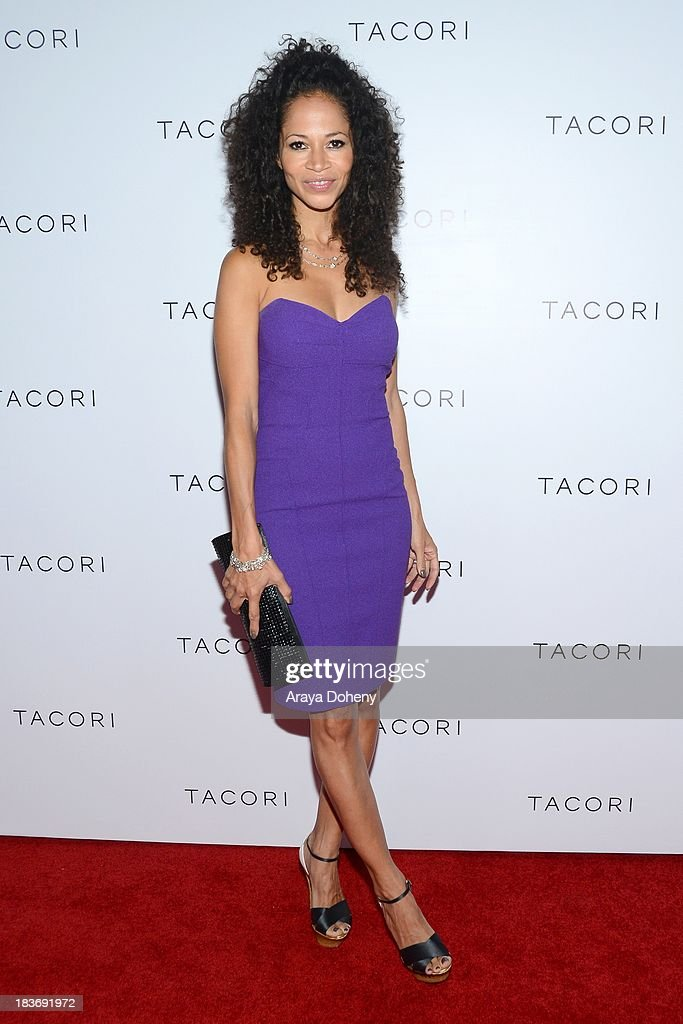 Sherri Saum arrives at the Tacori's annual Club Tacori 2013 event at Greystone Manor Supperclub on October 8, 2013 in West Hollywood, California.