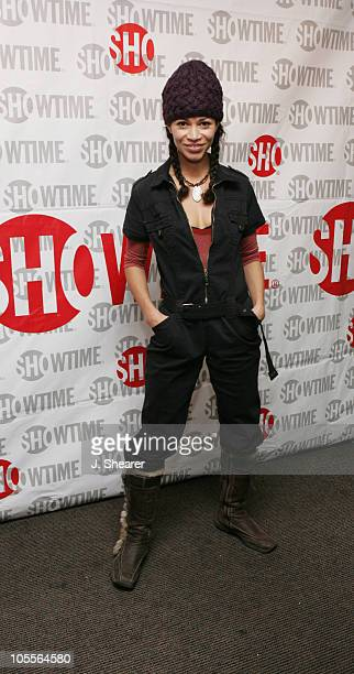 Sherri Saum during 2005 Park City Showtime Party for 'Reefer Madness' at Riverhorse in Park City Utah United States