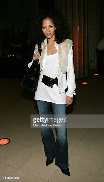 Sherri Saum during MAO MAG Fashion Week Launch Party Hosted by Deborah Harry January 31 2007 at Broad Street Ballroom in New York City New York...