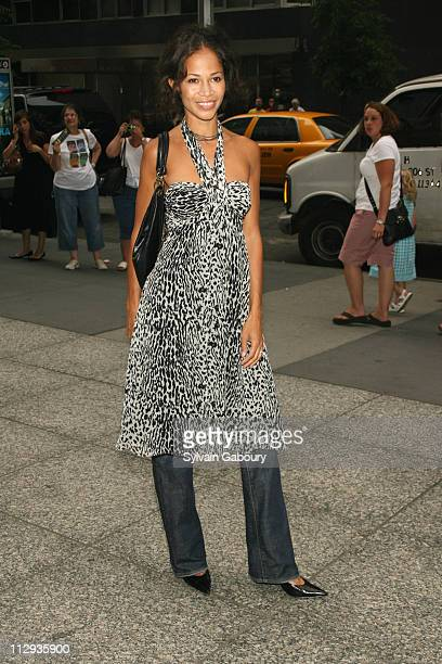 Sherri Saum during 'Rescue Dawn' New York City Premiere Arrivals at Dolby Screening Room at 1350 Avenue of the Americas in New York City New York...