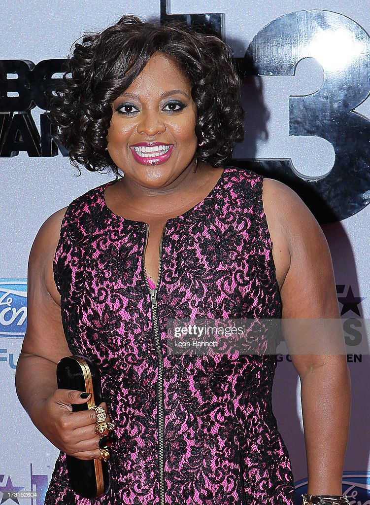 Sherri Shepard arrives at the 2013 BET Awards Make A Wish Arrivals at Nokia Plaza L.A. LIVE on June 30, 2013 in Los Angeles, California.