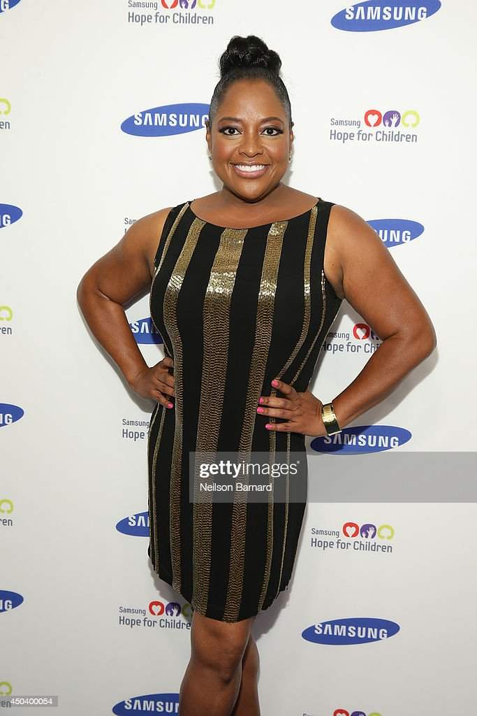 Sherri Shepard attends the Samsung Hope For Children Gala 2014 on June 10, 2014 in New York City.