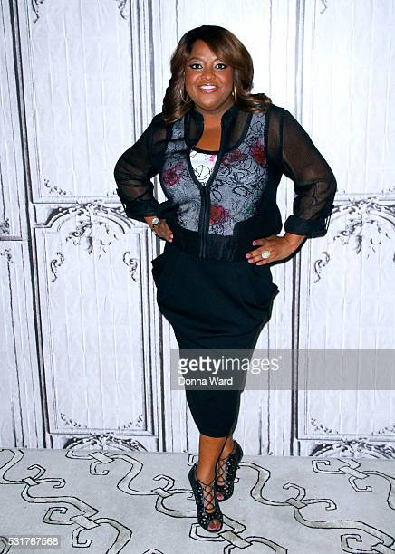 Sherri Shepherd appears to discuss 'Match Made In Heaven' during the AOL BUILD Speaker Series at AOL Studios In New York on May 16 2016 in New York...
