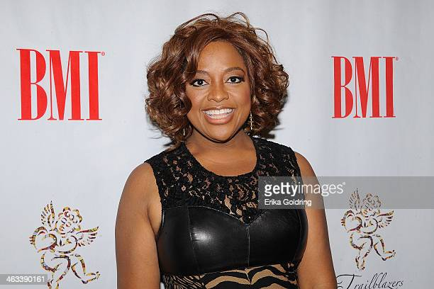 Sherri Shepherd attends BMI's 2014 Trailblazers of Gospel Music Awards Luncheon at Rocketown on January 17 2014 in Nashville Tennessee