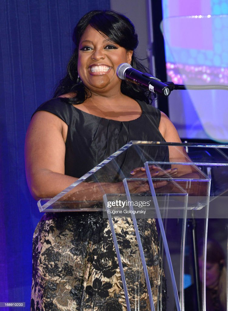 <a gi-track='captionPersonalityLinkClicked' href=/galleries/search?phrase=Sherri+Shepherd&family=editorial&specificpeople=693379 ng-click='$event.stopPropagation()'>Sherri Shepherd</a> attends the 2013 Jacob's Cure 'Dream Big' Gala at Pier Sixty at Chelsea Piers on May 16, 2013 in New York City.
