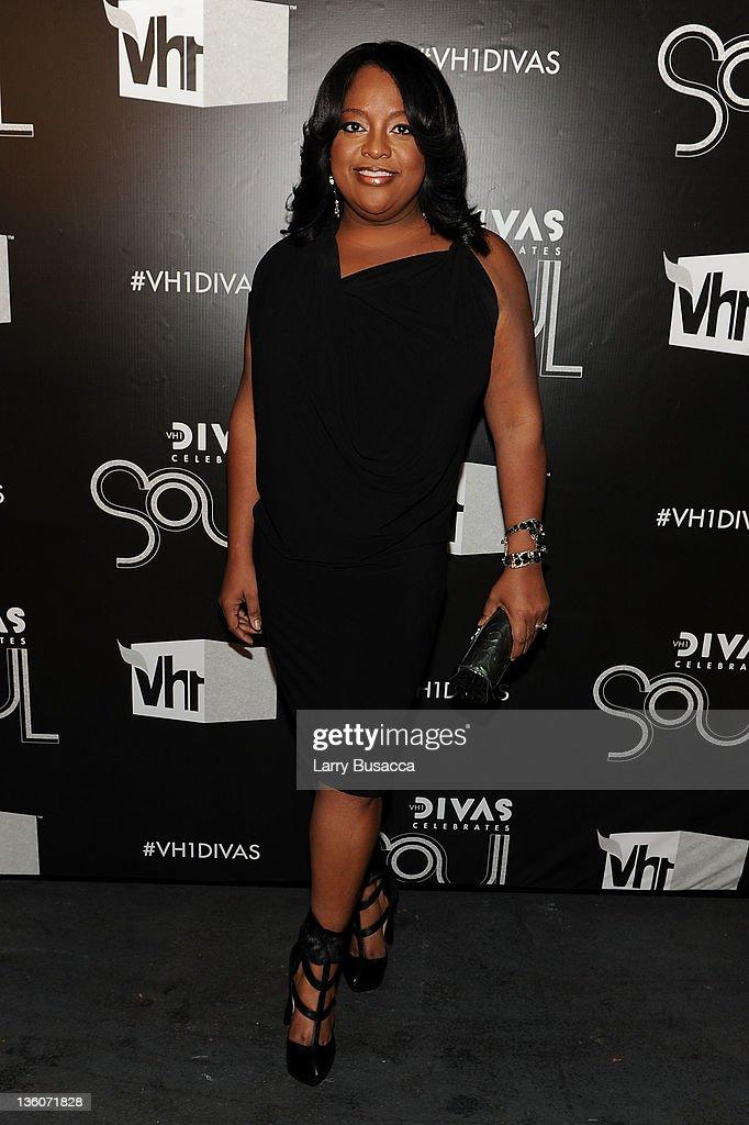 Sherri Shepherd attends VH1 Divas Celebrates Soul at Hammerstein Ballroom on December 18, 2011 in New York City.