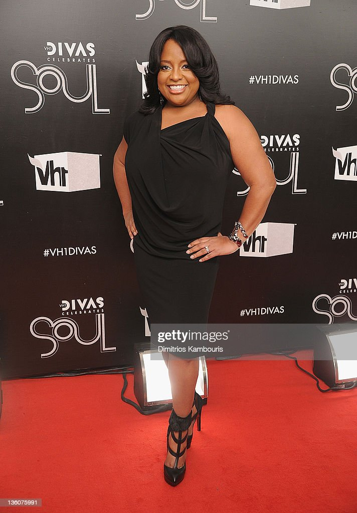 Sherri Shepherd attends VH1 Divas Celebrates Soul at Hammerstein Ballroom on December 18, 2011 in New York City.