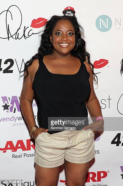 Sherri Shepherd attends Wendy Williams 50th birthday celebration at Out Hotel on July 17 2014 in New York City