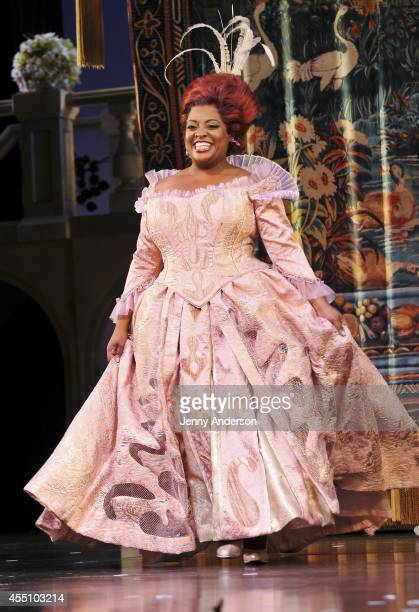 Sherri Shepherd debuts in 'Cinderella' on Broadway at Broadway Theatre on September 9 2014 in New York City