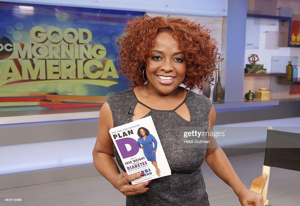 AMERICA - Sherri Shepherd is a guest on 'Good Morning America,' 1/13/14, airing on the ABC Television Network. SHERRI