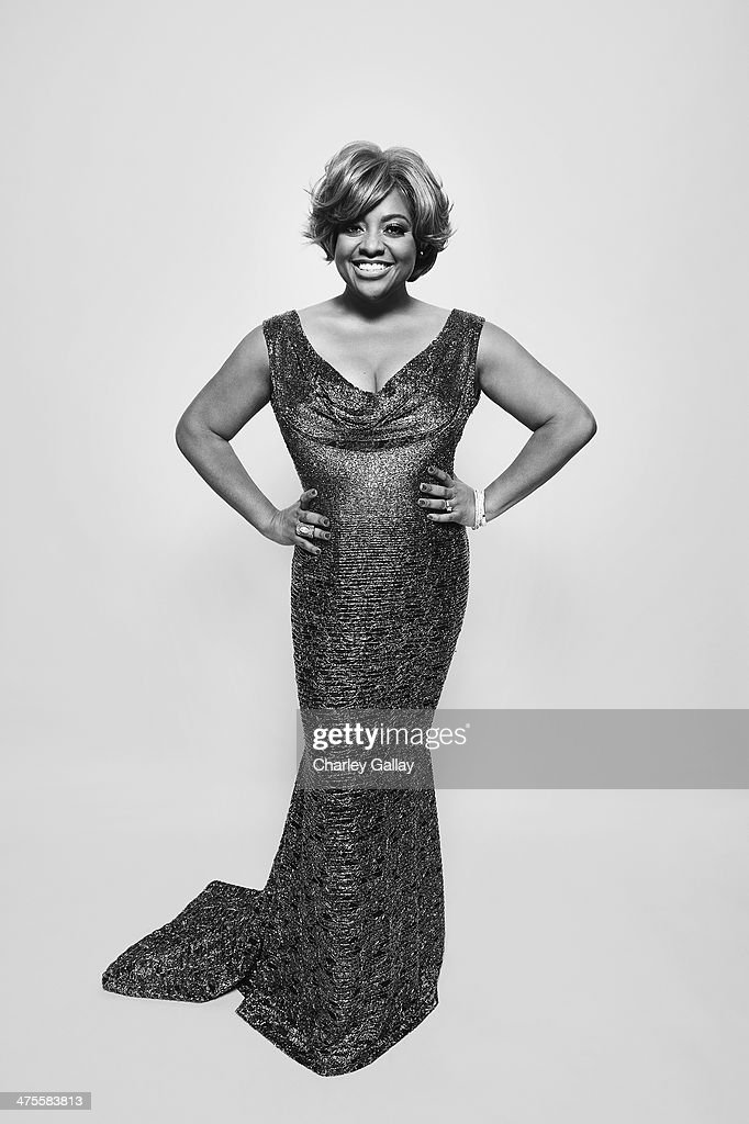 Sherri Shepherd is photographed for Self Assignment on February 22, 2014 in Los Angeles, California.