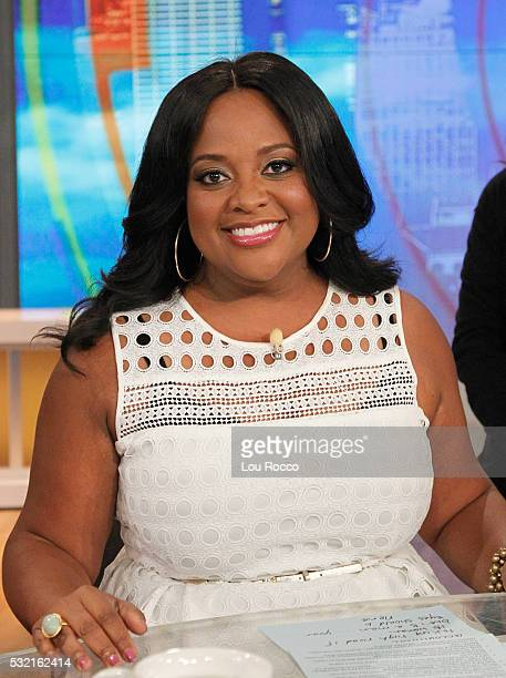THE VIEW Sherri Shepherd is the guest cohost Anthony Anderson and Jimmie Walker are the guests on 'THE VIEW' 5/18/16 airing on the ABC Television...