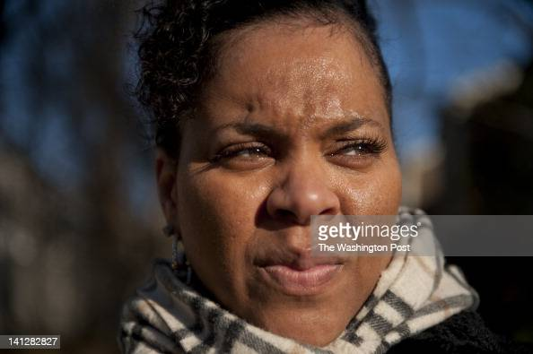 Sherri Warren looks out at the spot where her brother died in Wheaton Maryland on Thursday February 9 2012 25 year years ago Warren's older brother...