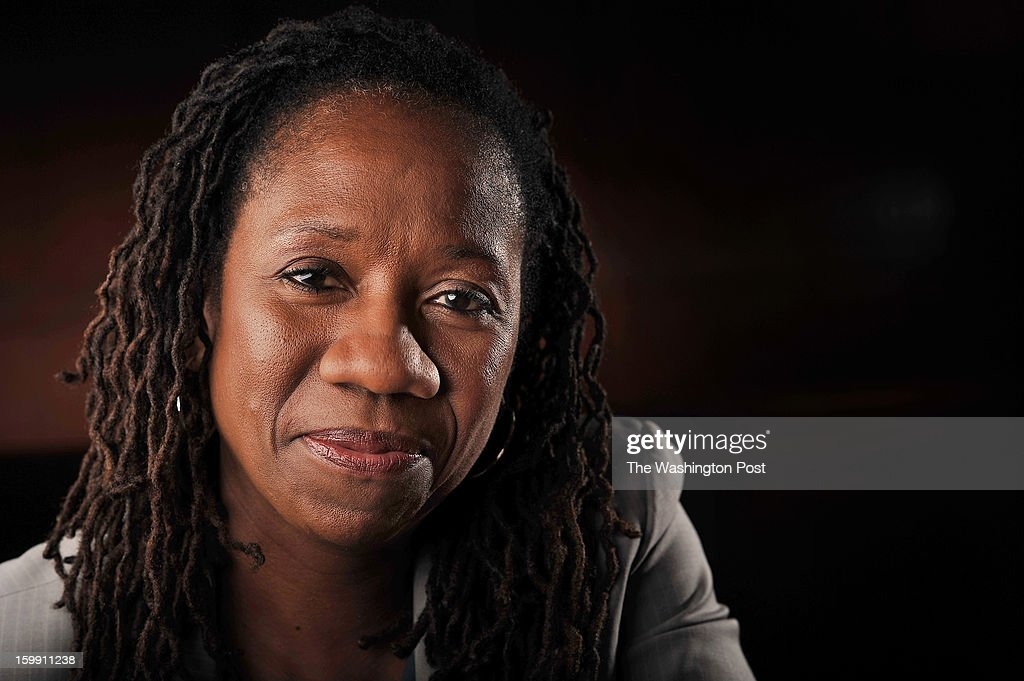 Sherrilyn Ifill, the newly appointed president and director-counsel of the NAACP Legal Defense and Education Fund poses for a portrait at the University of Maryland Francis King Carey School of Law on Monday January 14, 2013 in Baltimore, MD.