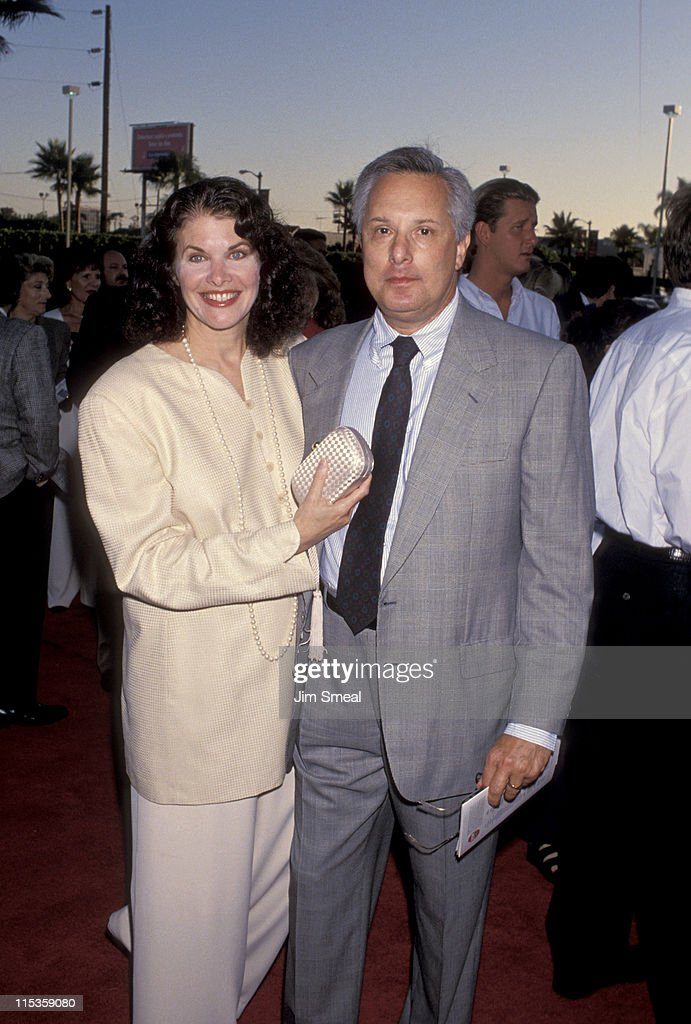 Sherry Lansing and William Friedkin during 'Clear and Present Danger' Los Angeles Benefit Premiere for Stop Cancer at Paramount Studios in Hollywood...