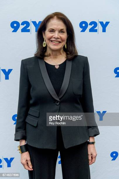 Sherry Lansing attends Sherry Lansing In Conversation With Michael Douglas Stephen Galloway at 92nd Street Y on April 28 2017 in New York City