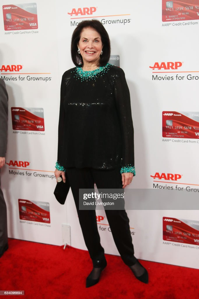 Sherry Lansing attends the AARP's 16th Annual Movies for Grownups Awards at the Beverly Wilshire Four Seasons Hotel on February 6, 2017 in Beverly Hills, California.