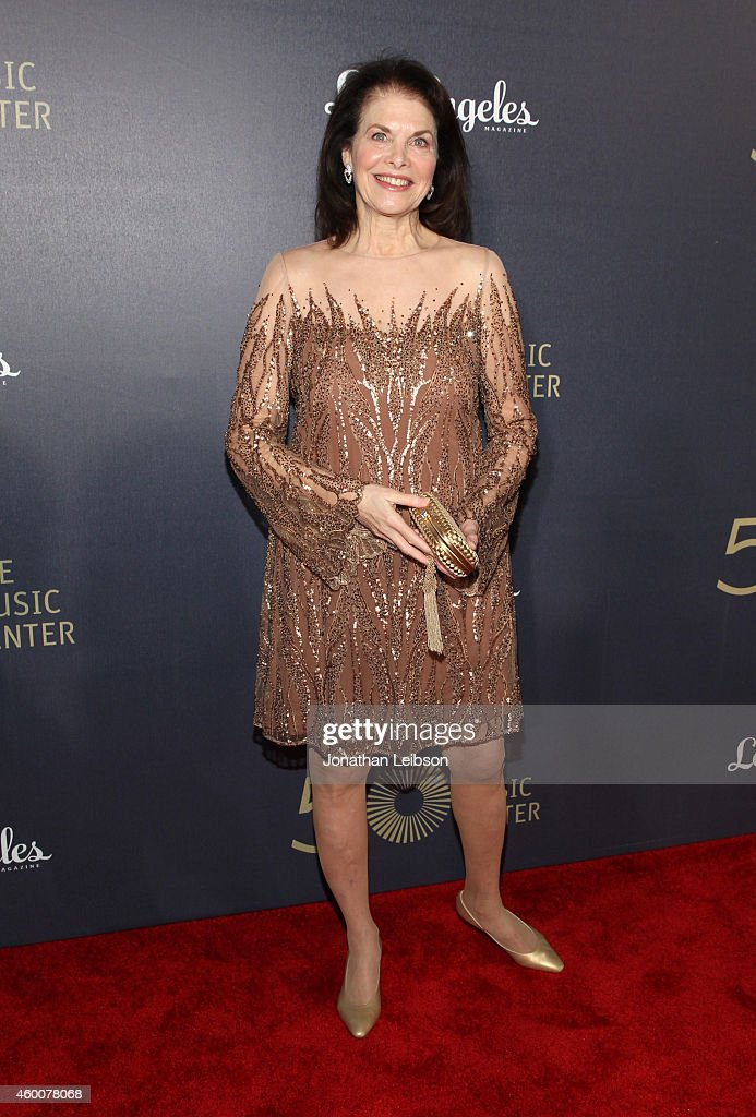Sherry Lansing attends The Music Center's 50th Anniversary Spectacular at The Music Center on December 6, 2014 in Los Angeles, California.